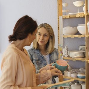 keramik aussuchen